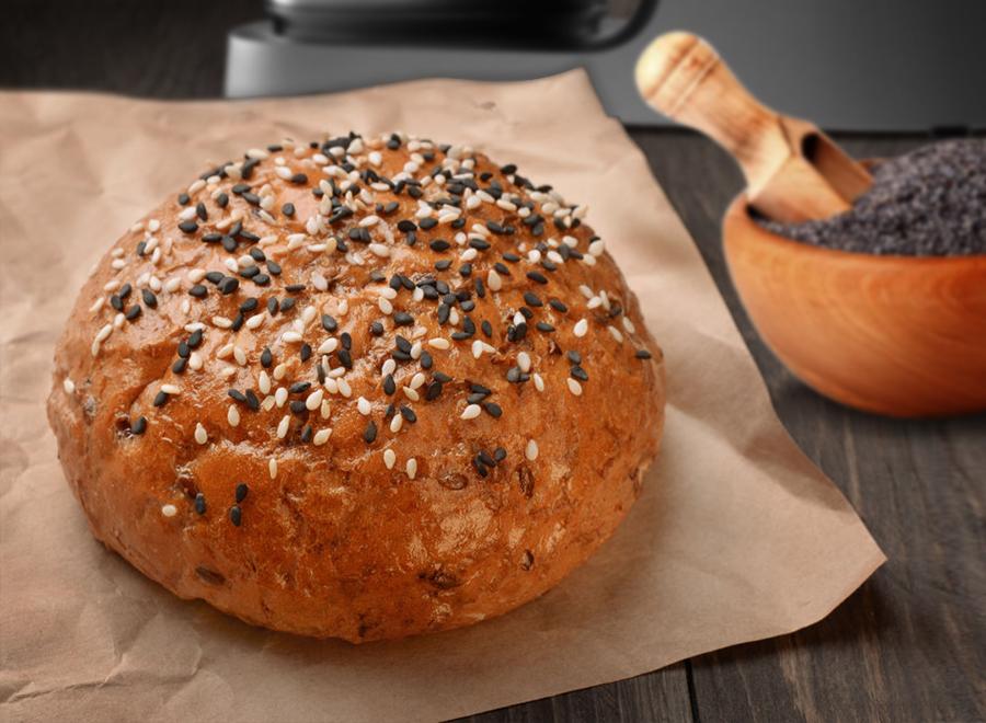 Pão de papoila: um pão delicioso e fácil de fazer em casa